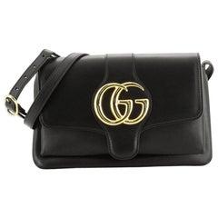 Gucci Arli Shoulder Bag Leather Small