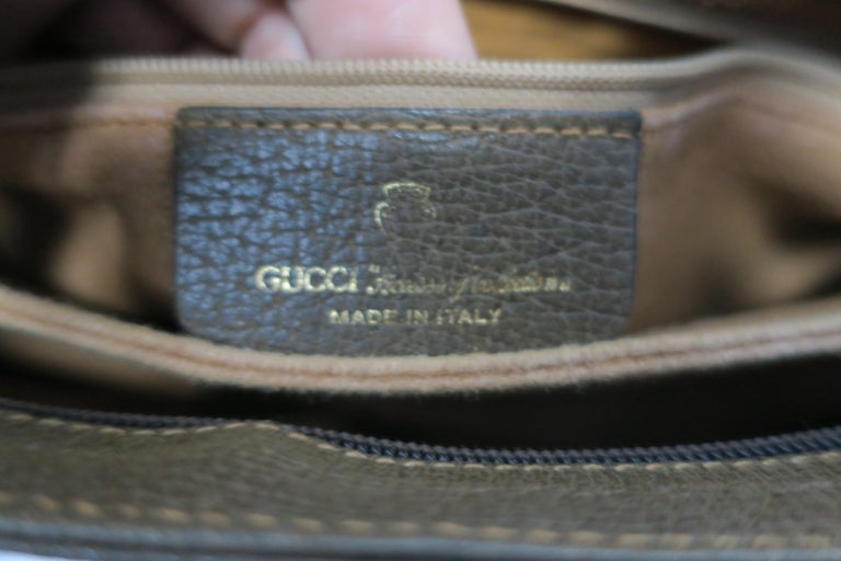 Leather Gucci Bag Clutch For Sale
