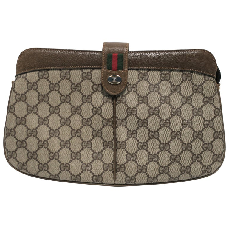 c96d6b9b22d Gucci Bag Clutch For Sale. A vintage classic authentic Gucci clutch handbag  ...