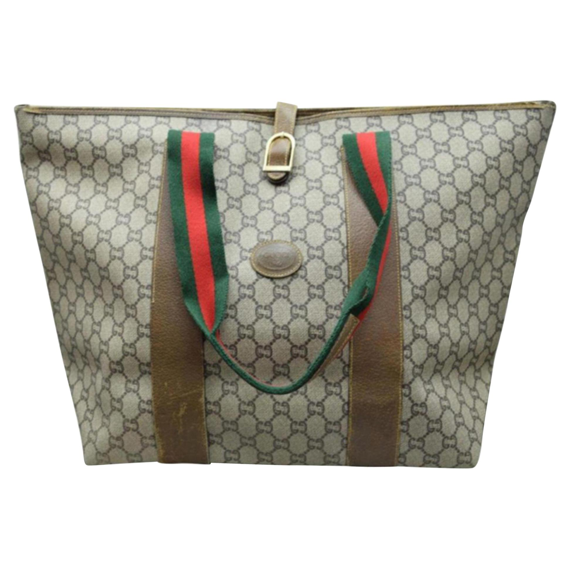f674330dce04c6 Vintage Gucci Tote Bags - 410 For Sale at 1stdibs