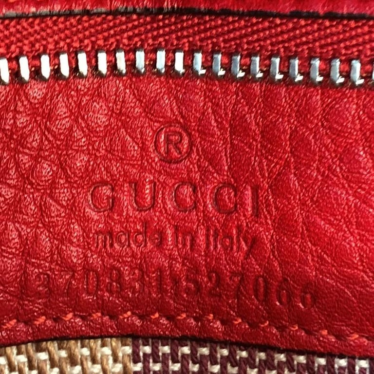 Gucci Bamboo Daily Top Handle Bag Leather Small For Sale 2