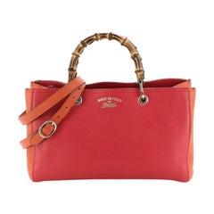Gucci Bamboo Shopper Tote Leather Medium