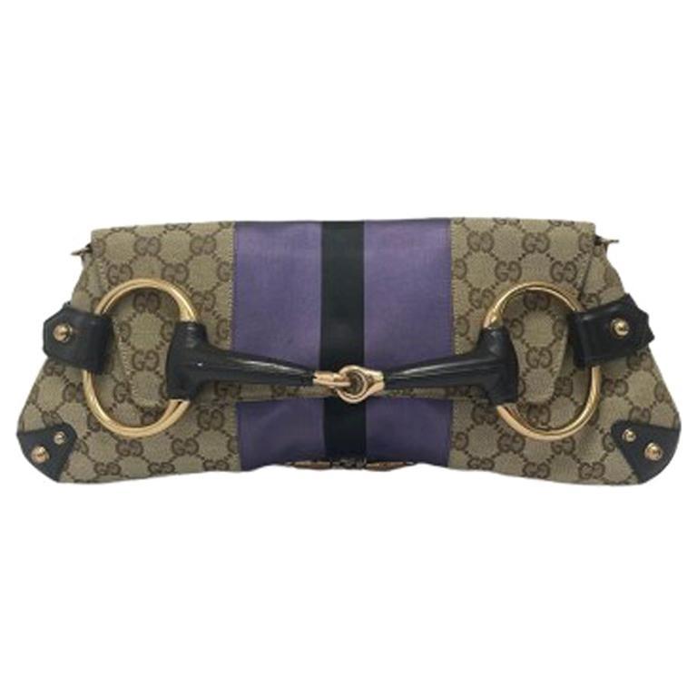 Gucci Beige GG Supreme Tom Ford Bag