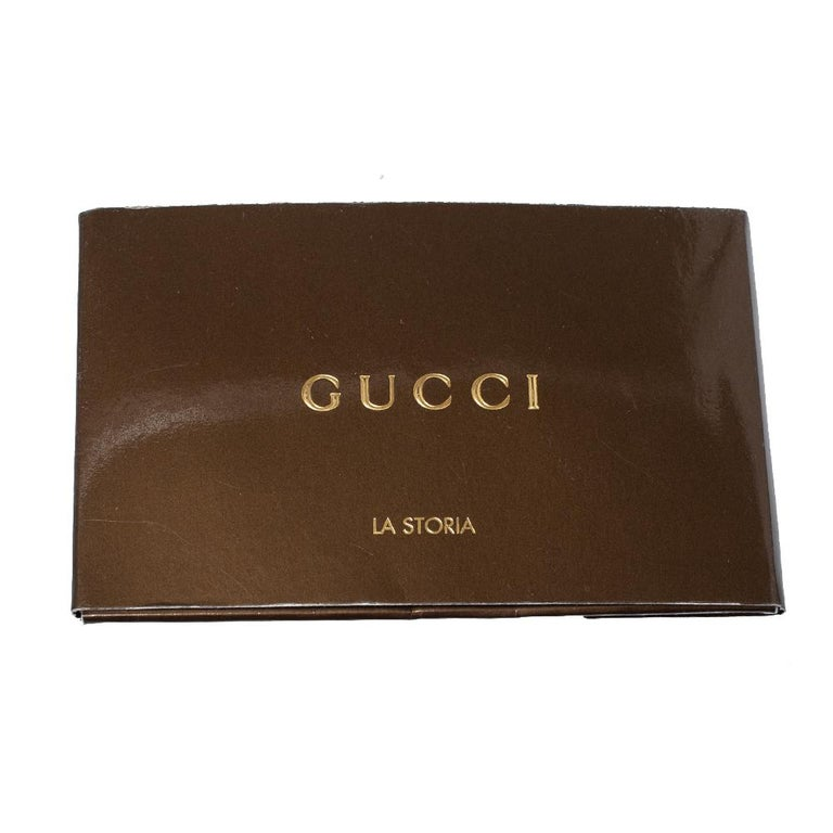 Gucci Beige Guccissima Leather Large Hysteria Hobo 8