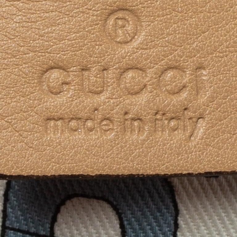 Gucci Beige Guccissima Leather Large Hysteria Hobo 3