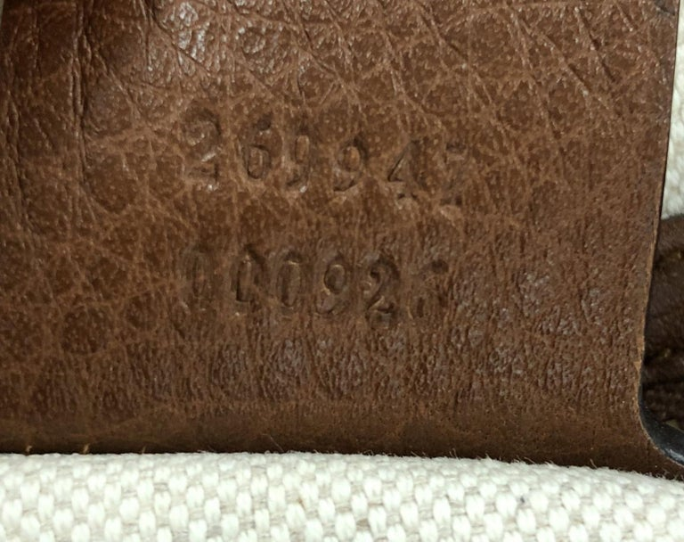 Gucci Bella Hobo Leather Large For Sale 4