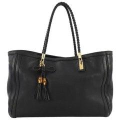 Gucci Bella Tote Leather Medium