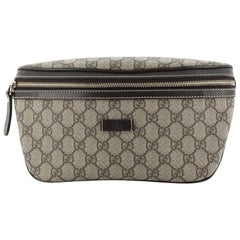 Gucci Belt Bag GG Coated Canvas Large