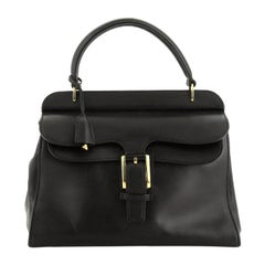 Gucci Belted Satchel Leather Medium