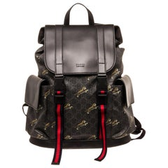 Gucci Betiary Tigers GG Backpack