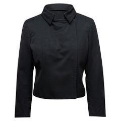 Gucci Black Collared Jacket