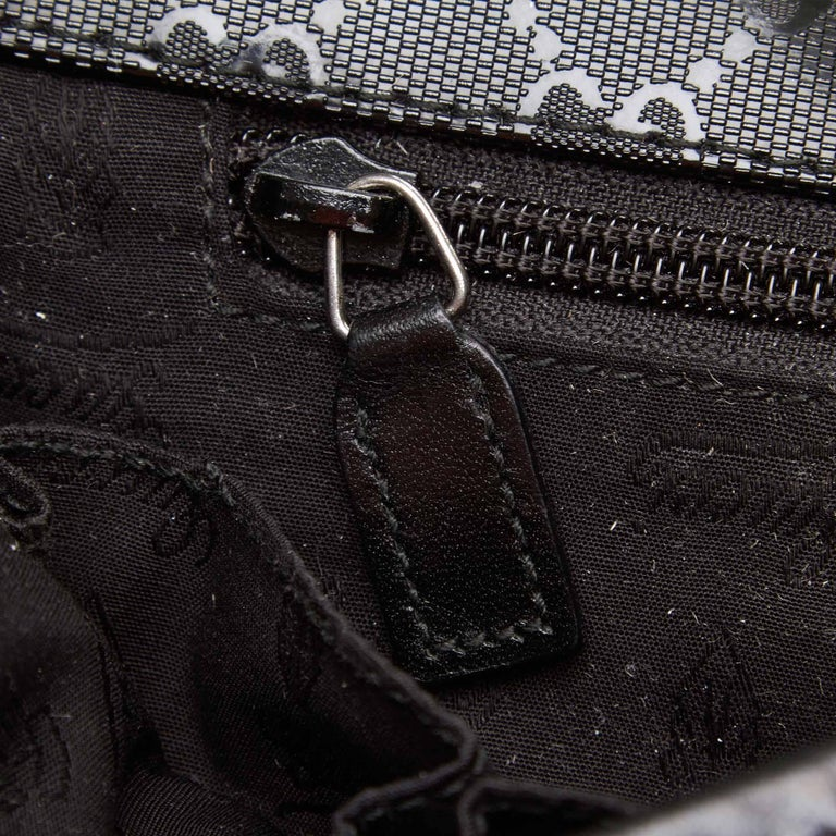 a0f5d8e65d22 Gucci Black Guccissima Imprime Messenger Bag For Sale 4