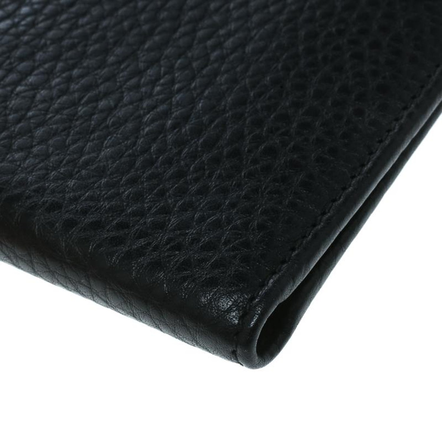 076a2049dfbb Gucci Black Leather Ace Web Interlocking GG Bifold Wallet For Sale at  1stdibs
