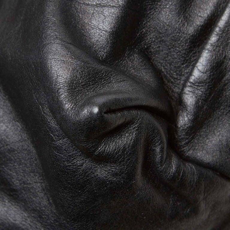 Gucci Black Leather Hysteria For Sale 6