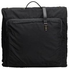 Gucci Black Nylon Garment Bag