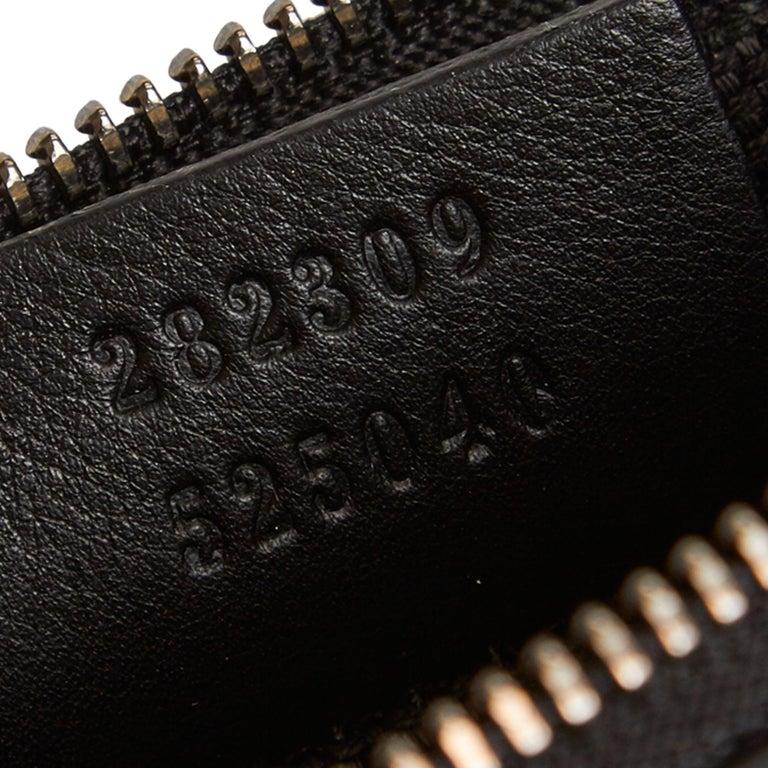 Gucci Black Patent Leather Leather Soho Cellarius Mouton Tote Italy 3