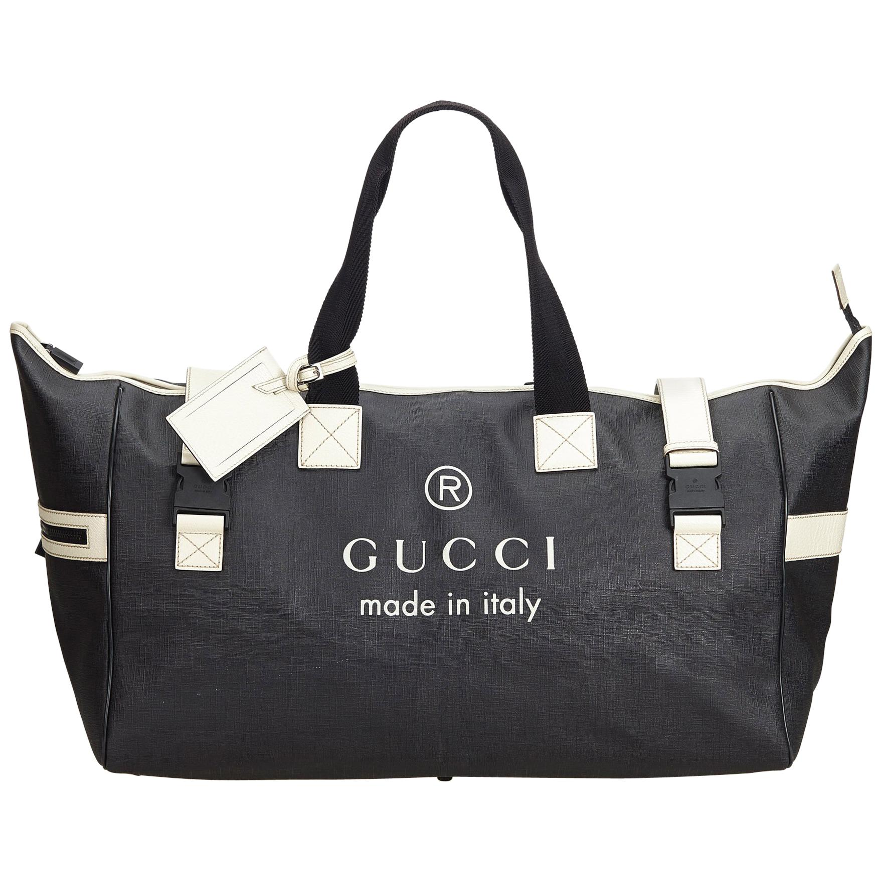 898b8a2179d8 Black Leather Tote Bags - 1602 For Sale on 1stdibs