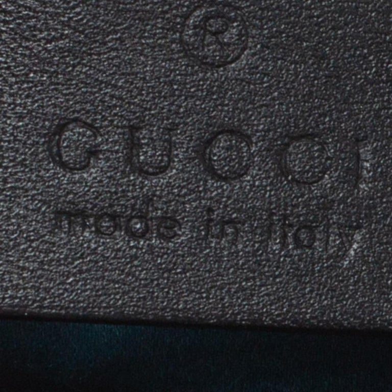 Women's Gucci Black Suede and Leather Ophidia Dragon Bag