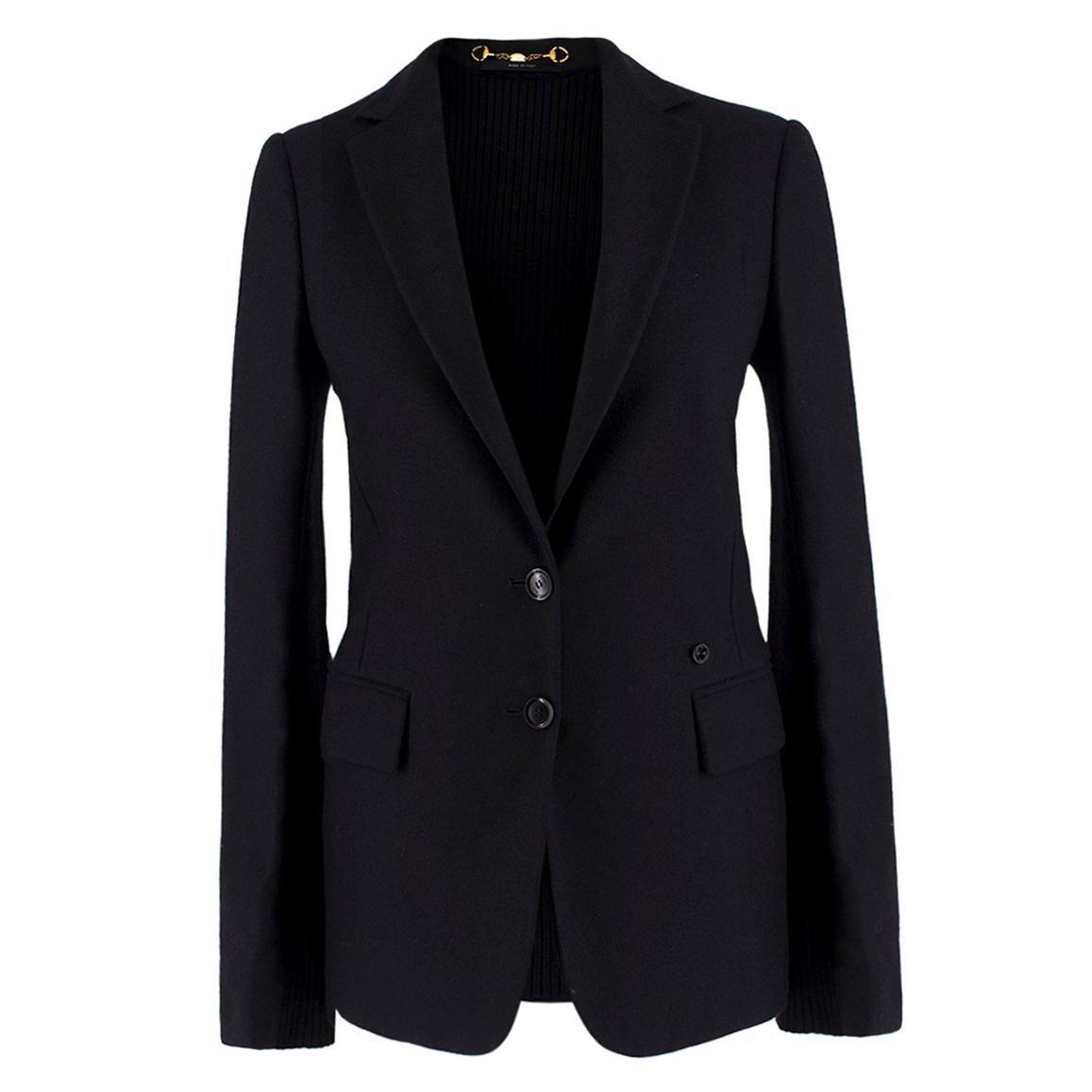 29fe82e82aa Black Blazers - 897 For Sale on 1stdibs