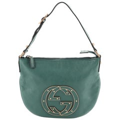 Gucci Blondie Hobo Leather Small