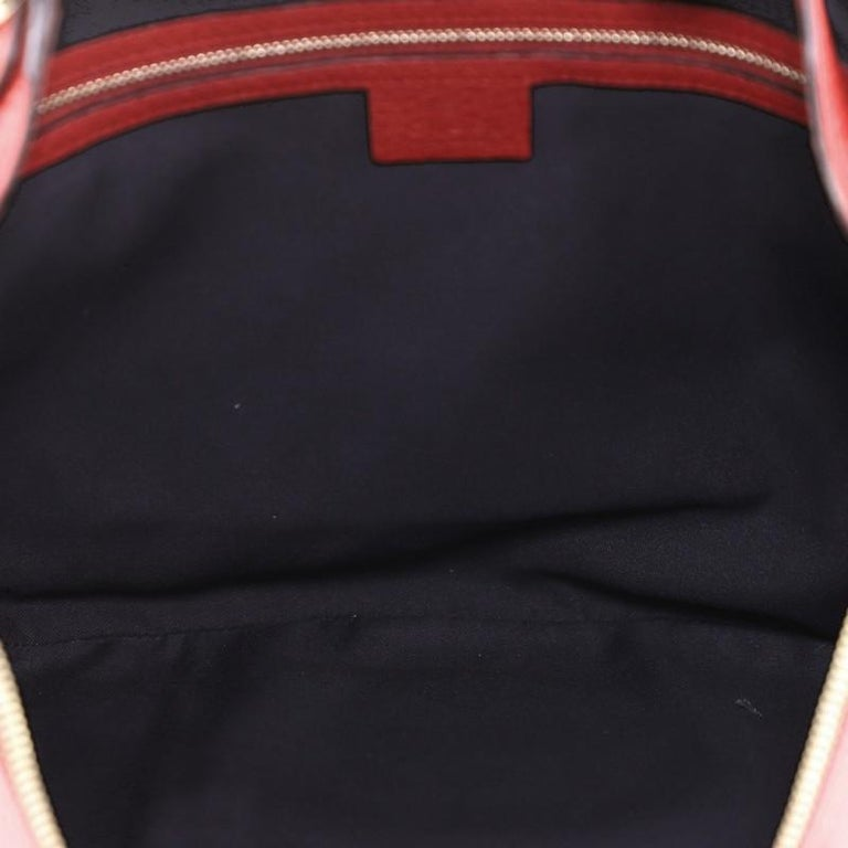 Gucci Blondie Web Hobo Leather Large For Sale 1