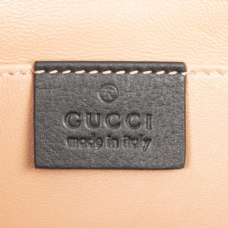 GUCCI blue gold ANIMALIER BROADWAY BROCADE Clutch Bag For Sale 2