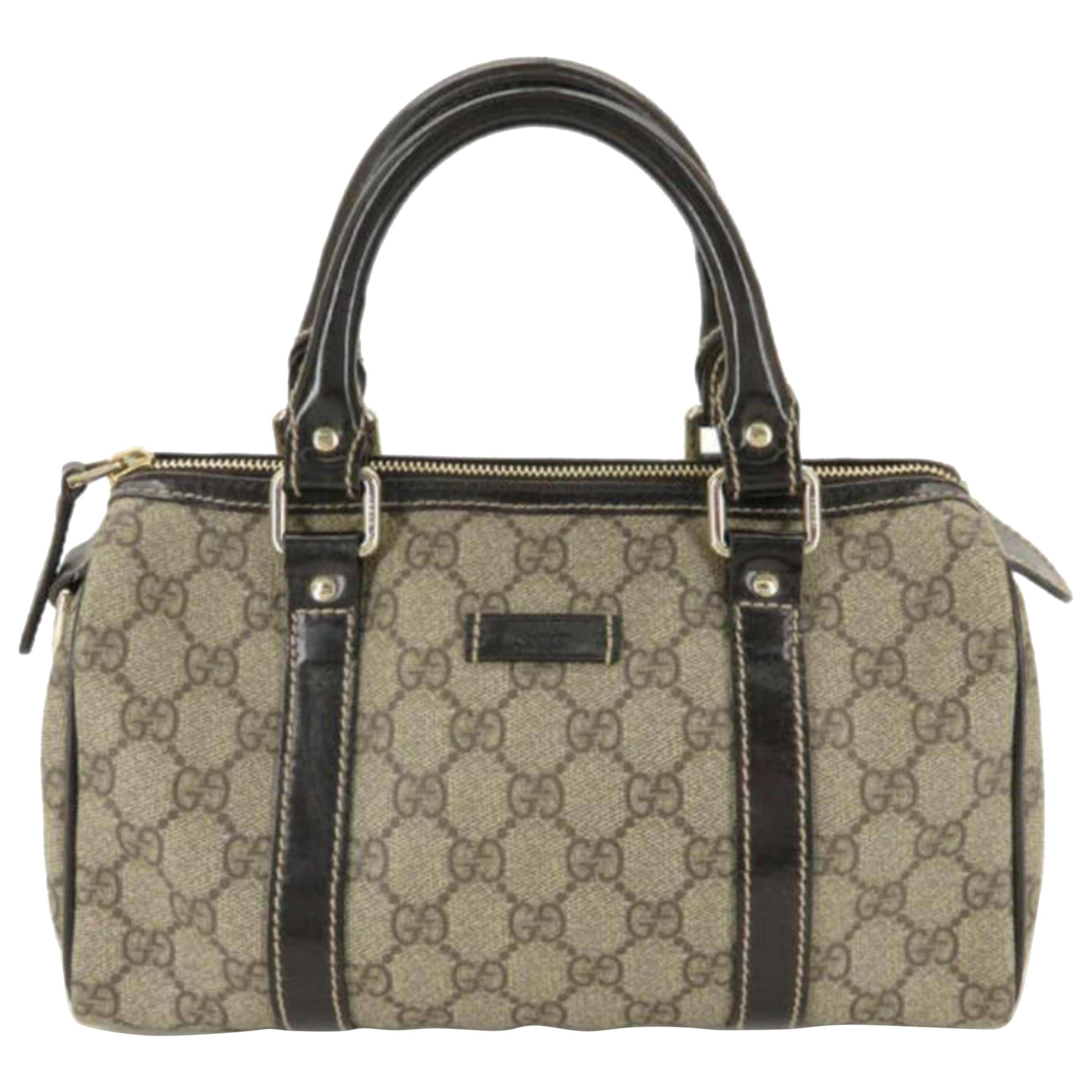 f6b4811b4779 Vintage Gucci Top Handle Bags - 441 For Sale at 1stdibs