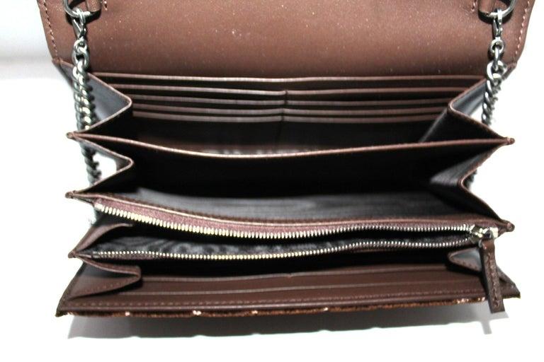 Gucci Brawn Velvet Dionysus Bag For Sale 1