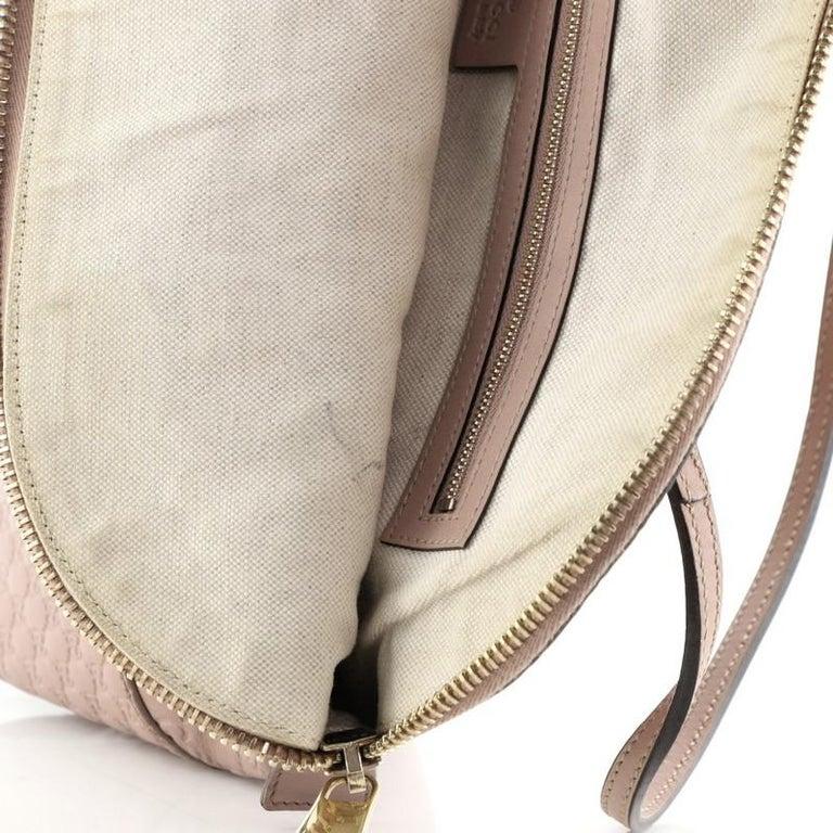 Gucci Bree Dome Tote Guccissima Leather Medium 5