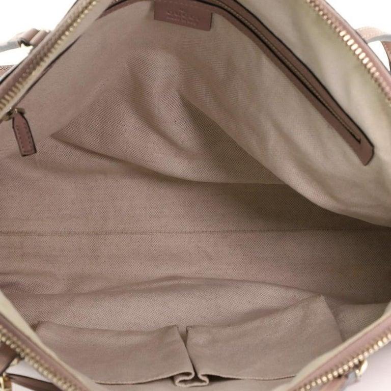 Women's or Men's Gucci Bree Dome Tote Guccissima Leather Medium