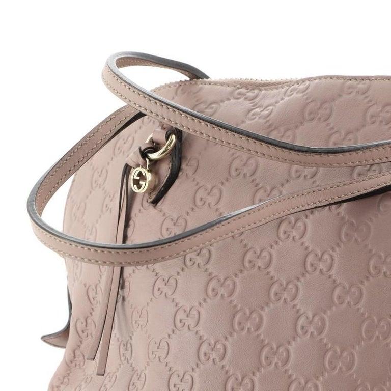 Gucci Bree Dome Tote Guccissima Leather Medium 2