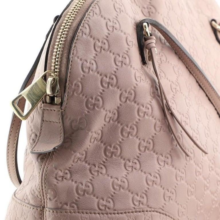 Gucci Bree Dome Tote Guccissima Leather Medium 3