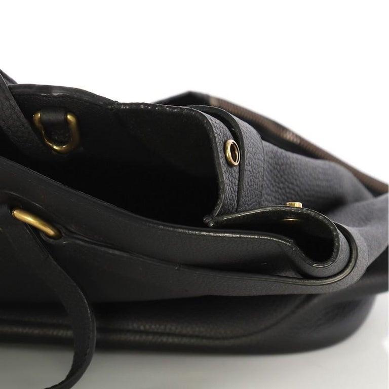 7d237de457fc2a Gucci Bright Bit Convertible Tote Leather Large For Sale 2