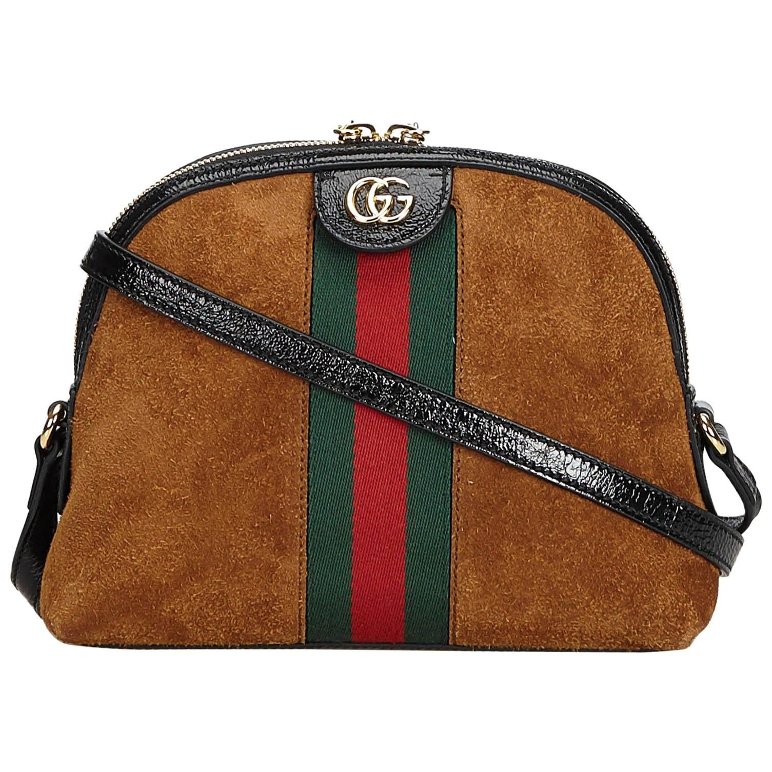 7705ff5290c0 Vintage Gucci Handbags and Purses - 2,055 For Sale at 1stdibs
