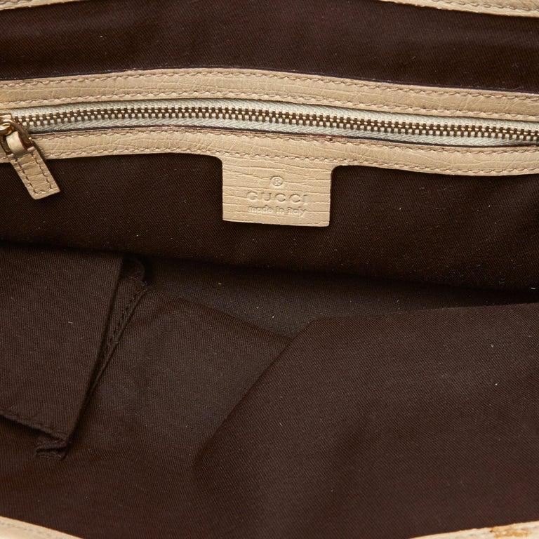 941bba0848f Women s Gucci Brown Guccissima Jolicoeur Tote Bag For Sale