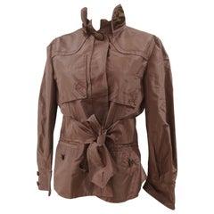 Gucci brown jacket