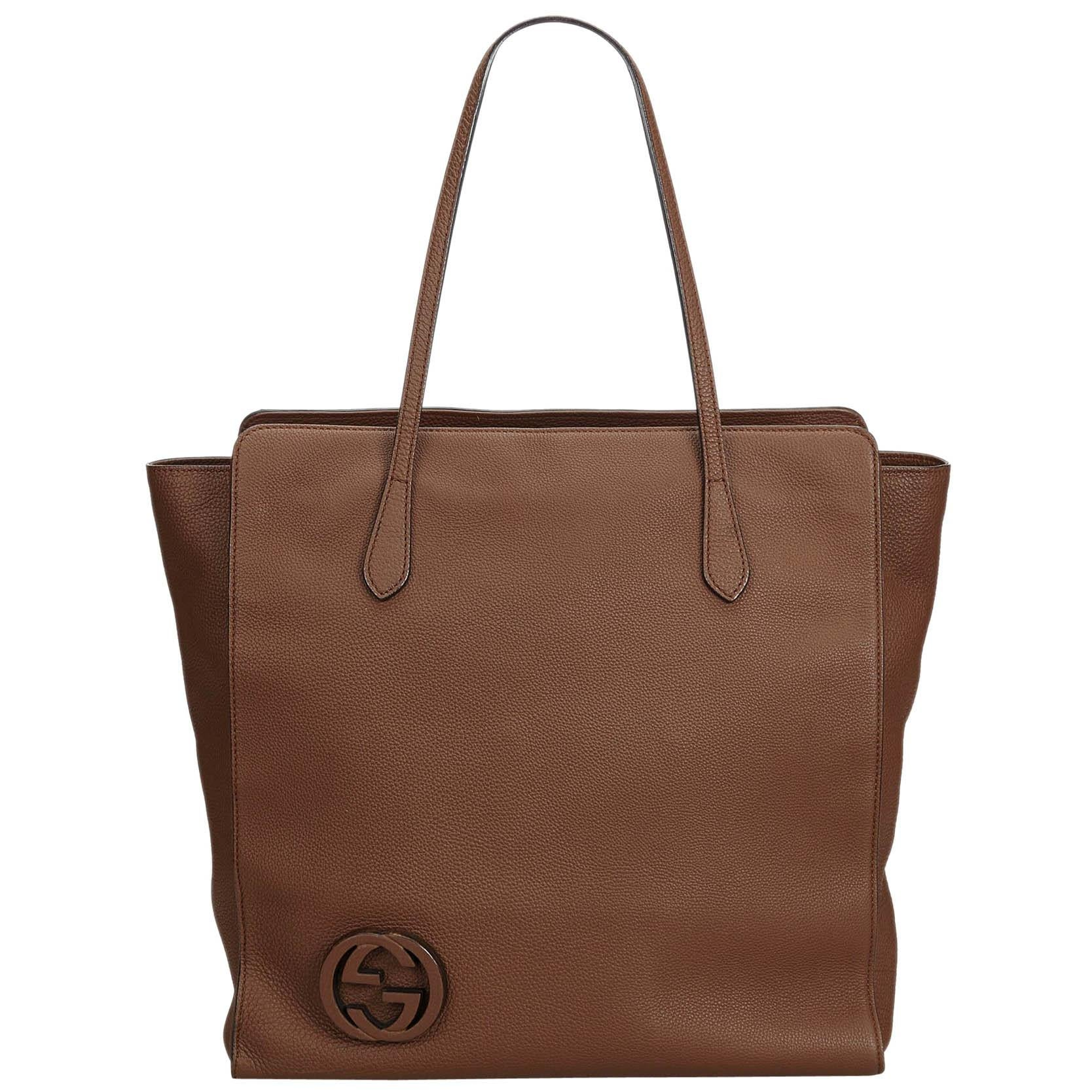 1e3dc346e7c3 Vintage Gucci Tote Bags - 314 For Sale at 1stdibs
