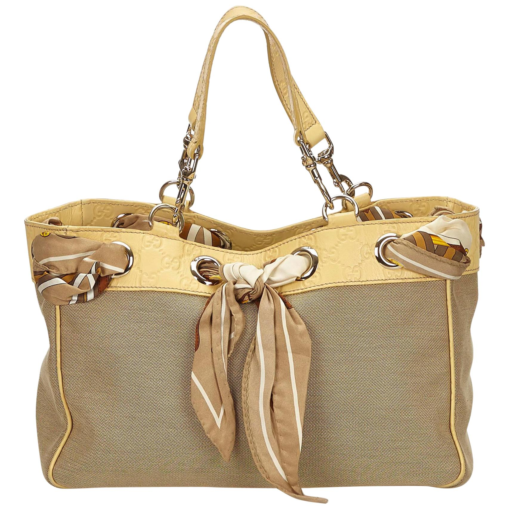 0a7a04440ea Silk Tote Bags - 25 For Sale on 1stdibs