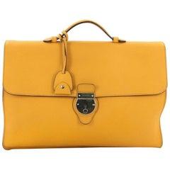 Orange Briefcases and Attachés