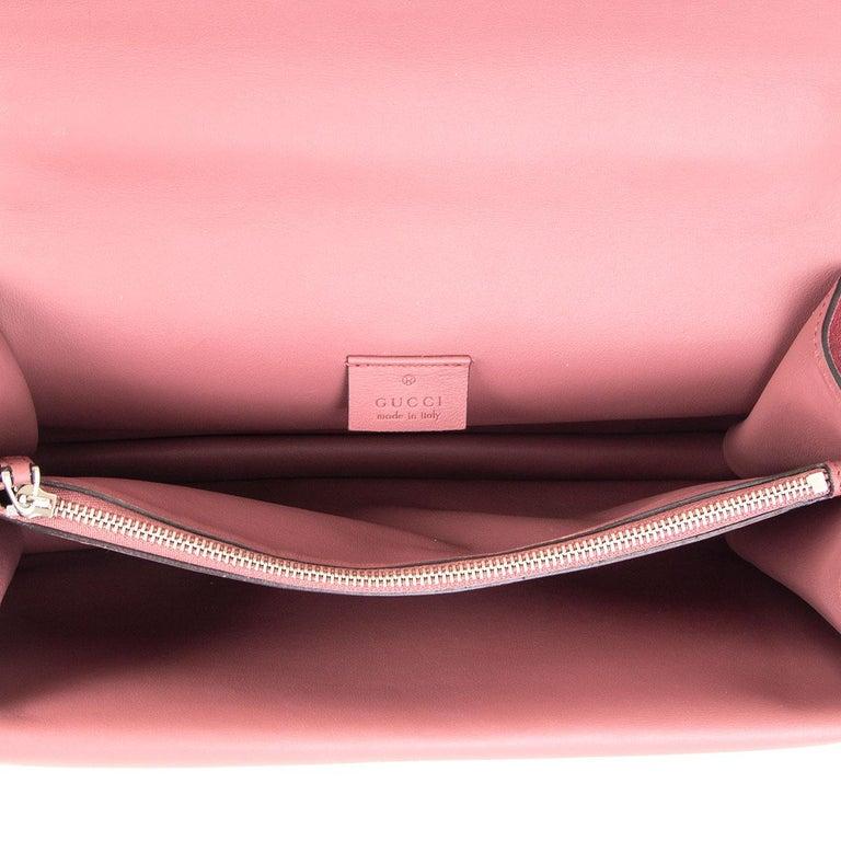 Women's GUCCI burgundy suede DIONYSUS SMALL Shoulder Bag