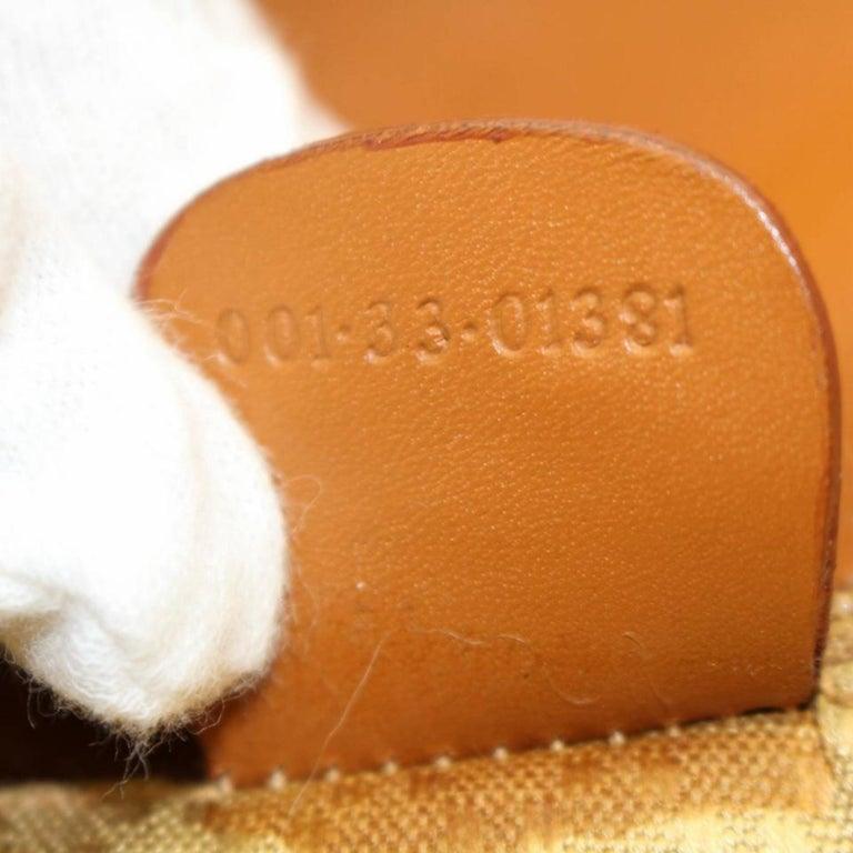 64f78a933c5c Gucci Burnt Orange Flap Over Shoulder 868421 Suede Leather Weekend/Travel  Bag For Sale 1
