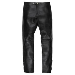 Gucci by Tom Ford AW2000 Moto Pants