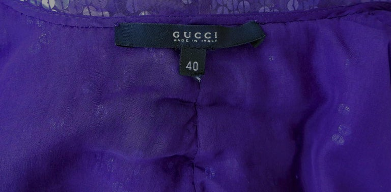 Gucci by Tom Ford Rare 2004 Runway