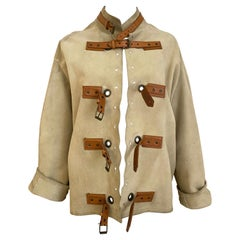 GUCCI by Tom Ford Suede Jacket