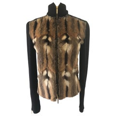 Gucci by Tom Ford ur Wool Cardigan Size S.