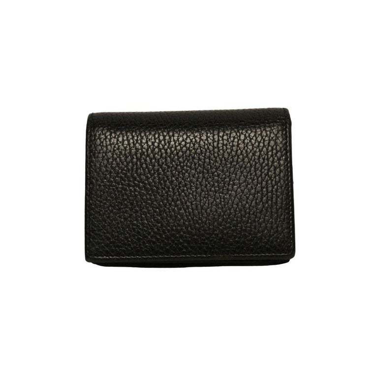Gucci Card Case Wallet In Good Condition In Melbourne, Victoria