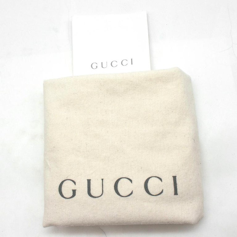 Gucci Chain Link Tan Leather Shoulder Bag For Sale 4