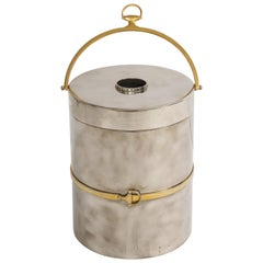 Gucci Chrome, Brass Champagne Ice Bucket