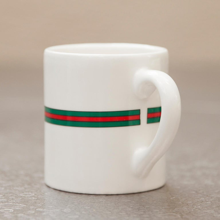 Italian Gucci Coffee Pot, Italy, 1970s For Sale