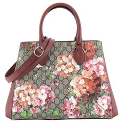 Gucci Convertible Shopping Tote Blooms